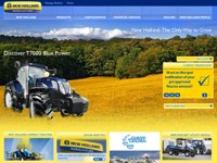 New Holland Australia screen shot